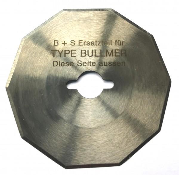 Kreismesser Bullmer 50mm, 10-kant