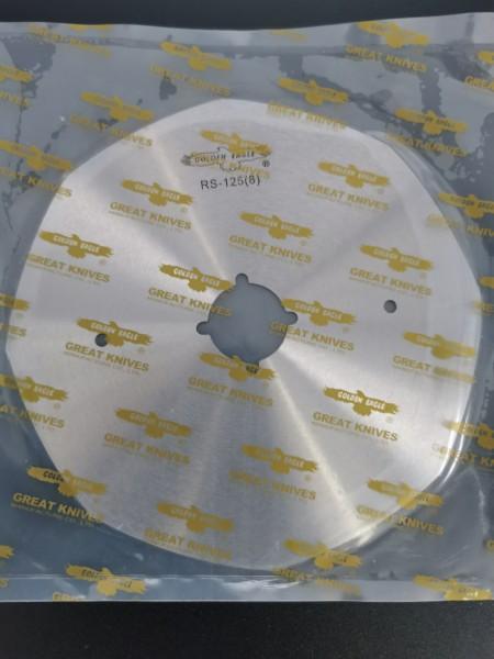 Kreismesser Kraft 125mm, 8-Bogen
