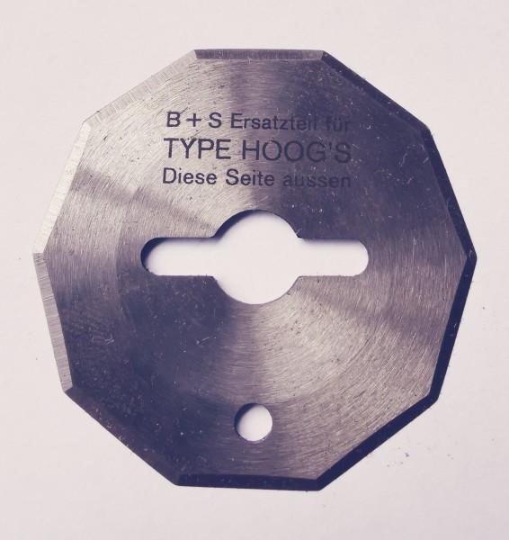 Kreismesser Hoogs 50mm, 10-kant