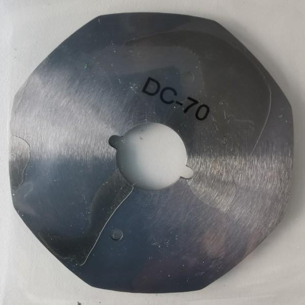 Kreismesser Kraft 70mm, 8-Bogen