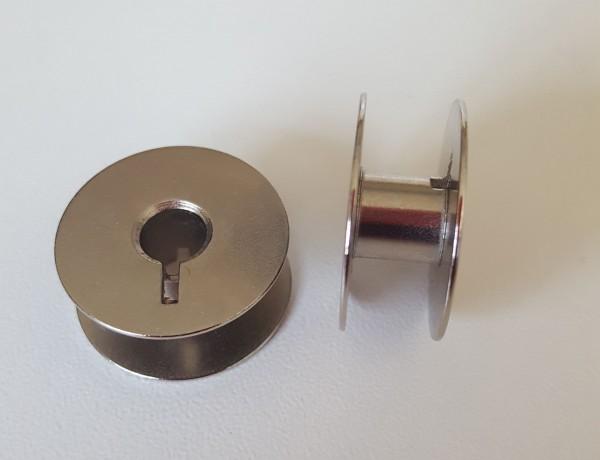 Metallspule mit Schlitz