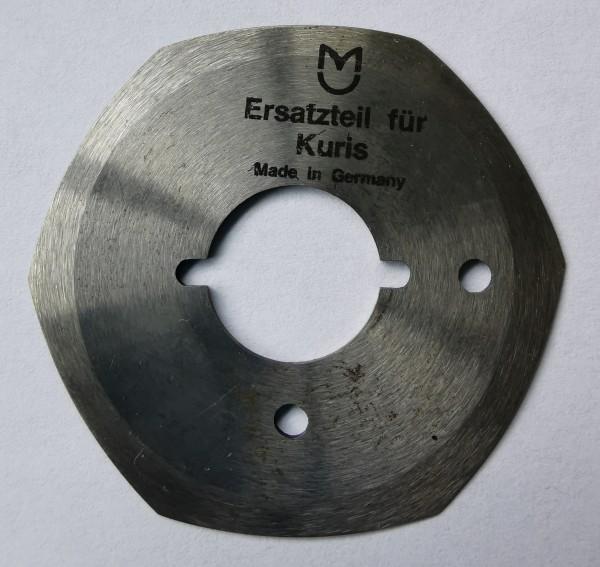 Kreismesser Kuris 50mm, 6-Bogen