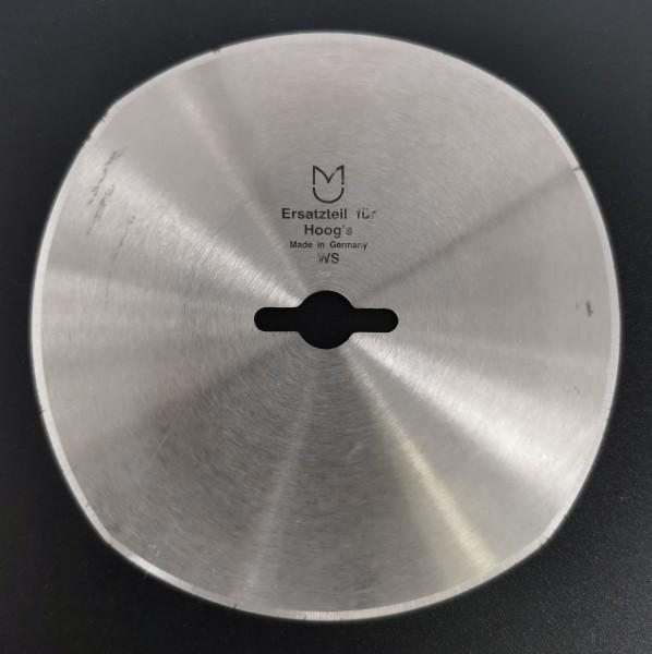 Kreismesser Hoogs 110mm, 4-Bogen