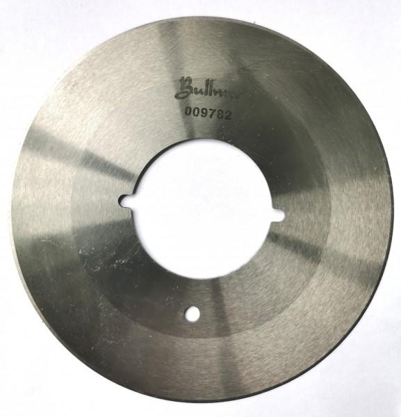 Kreismesser Bullmer 126mm, rund