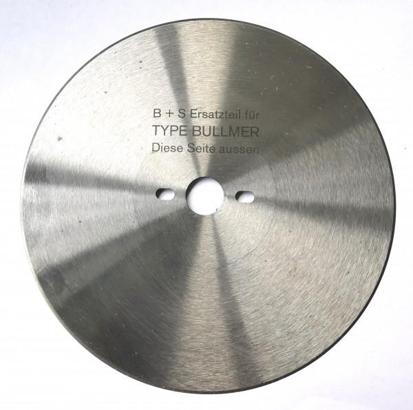 Kreismesser Bullmer 100mm, rund